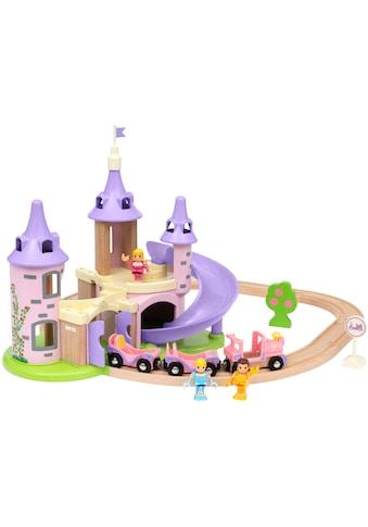 BRIO® Spielzeug-Eisenbahn »Disney Princess Traumschloss Set« kaufen