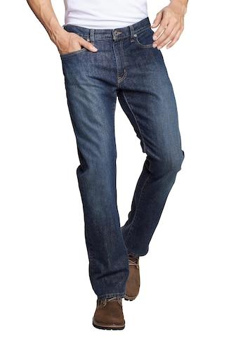 Eddie Bauer 5-Pocket-Jeans, Flex - Straight Fit kaufen