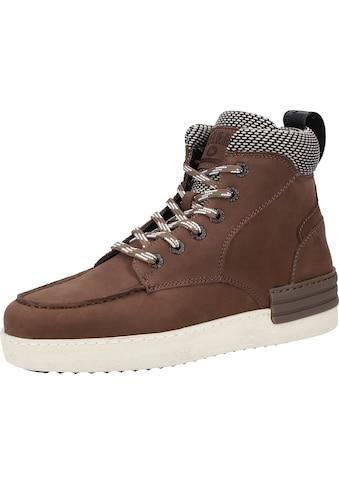 Replay Sneaker »Leder/Textil« kaufen