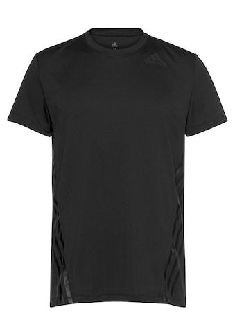 adidas Performance Funktionsshirt »AERO 3 STRIPES TEE« kaufen