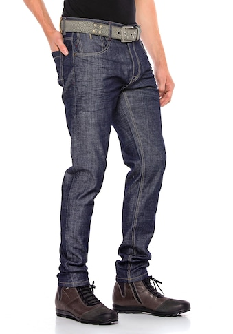 Cipo & Baxx Slim - fit - Jeans »Everyday Raw« kaufen