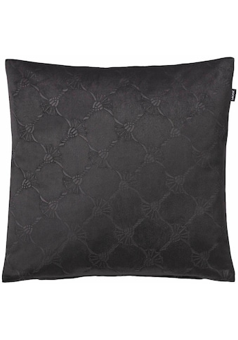 Joop! Kissenbezug »Emboss«, (1 St.), mit Kornblumen-Muster kaufen