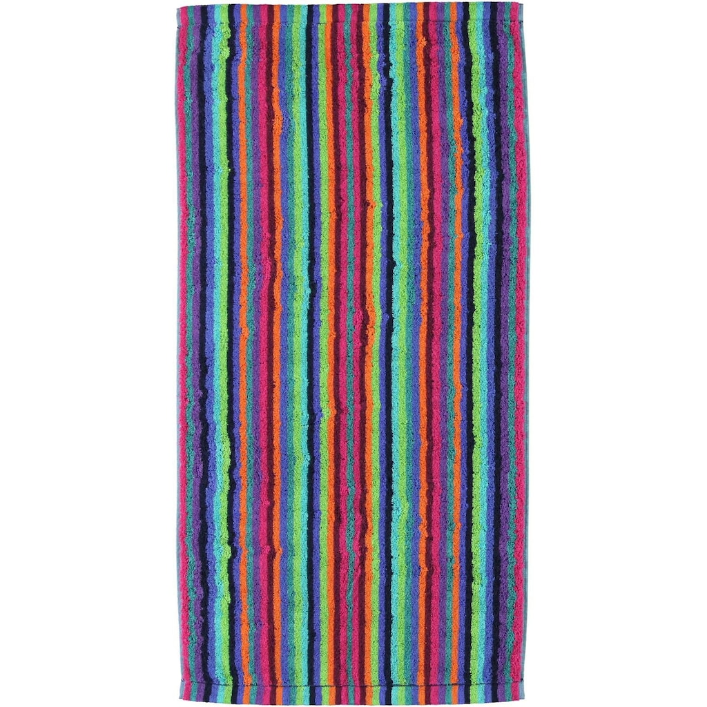 Cawö Badetuch »Lifestyle Streifen«, (1 St.), mit feinen Streifen