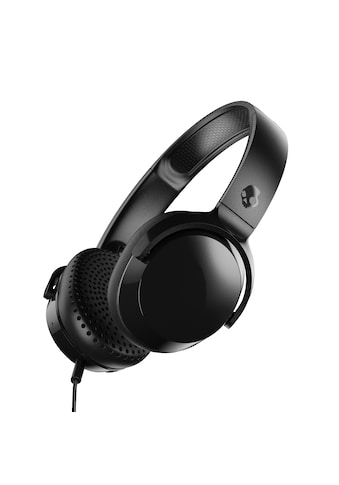 Skullcandy Headset »RIFF ON - EAR W/TAP TECH Black/Black/Black« kaufen