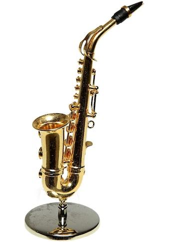 Ambiente Haus Dekofigur »Saxophon 13cm« kaufen