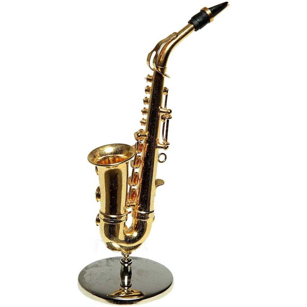 Ambiente Haus Dekofigur »Saxophon 13cm«