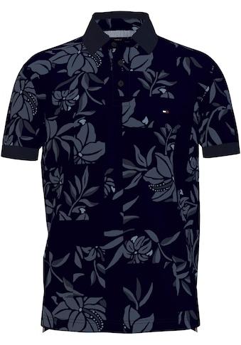 TOMMY HILFIGER Poloshirt »PATCHWORK FLOWER PRINT REG POLO« kaufen