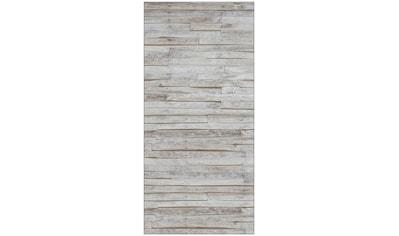 MySpotti Spritzschutz »fresh F3 Wood Planks«, 100 x 210 cm kaufen