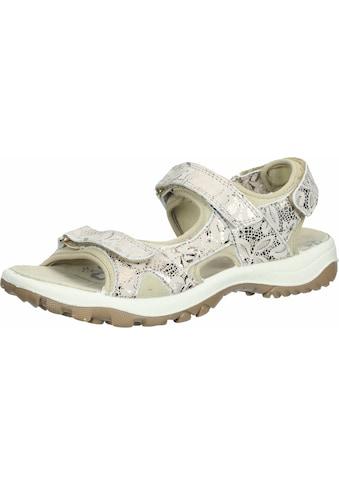 Imac Sandale »Leder/Textil« kaufen