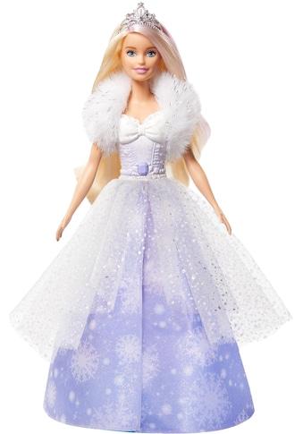 Barbie Anziehpuppe »Dreamtopia Schneezauber Prinzessin« kaufen