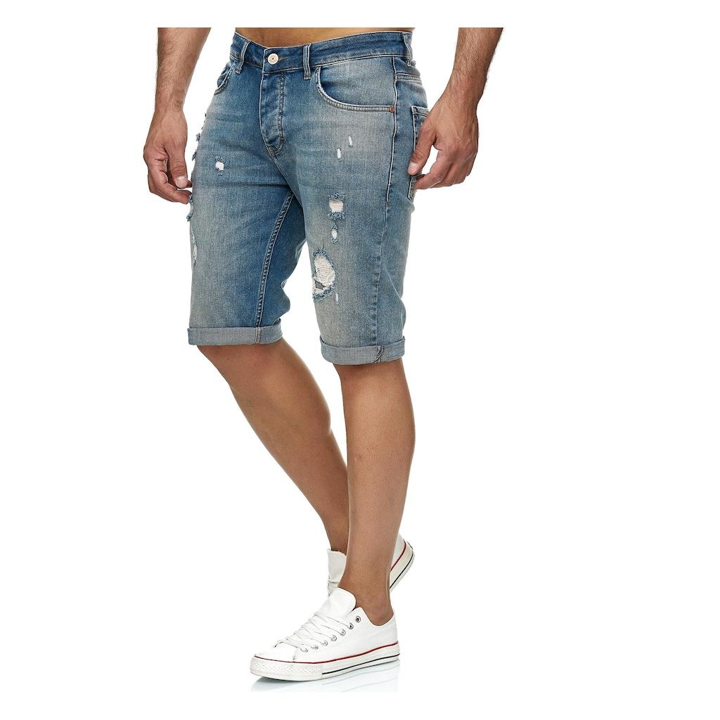 RedBridge Shorts »Pittsburgh«, im Destroyed-Look