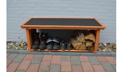 promadino Schuhregal »shoeport«, BxTxH: 119x45x50 cm kaufen