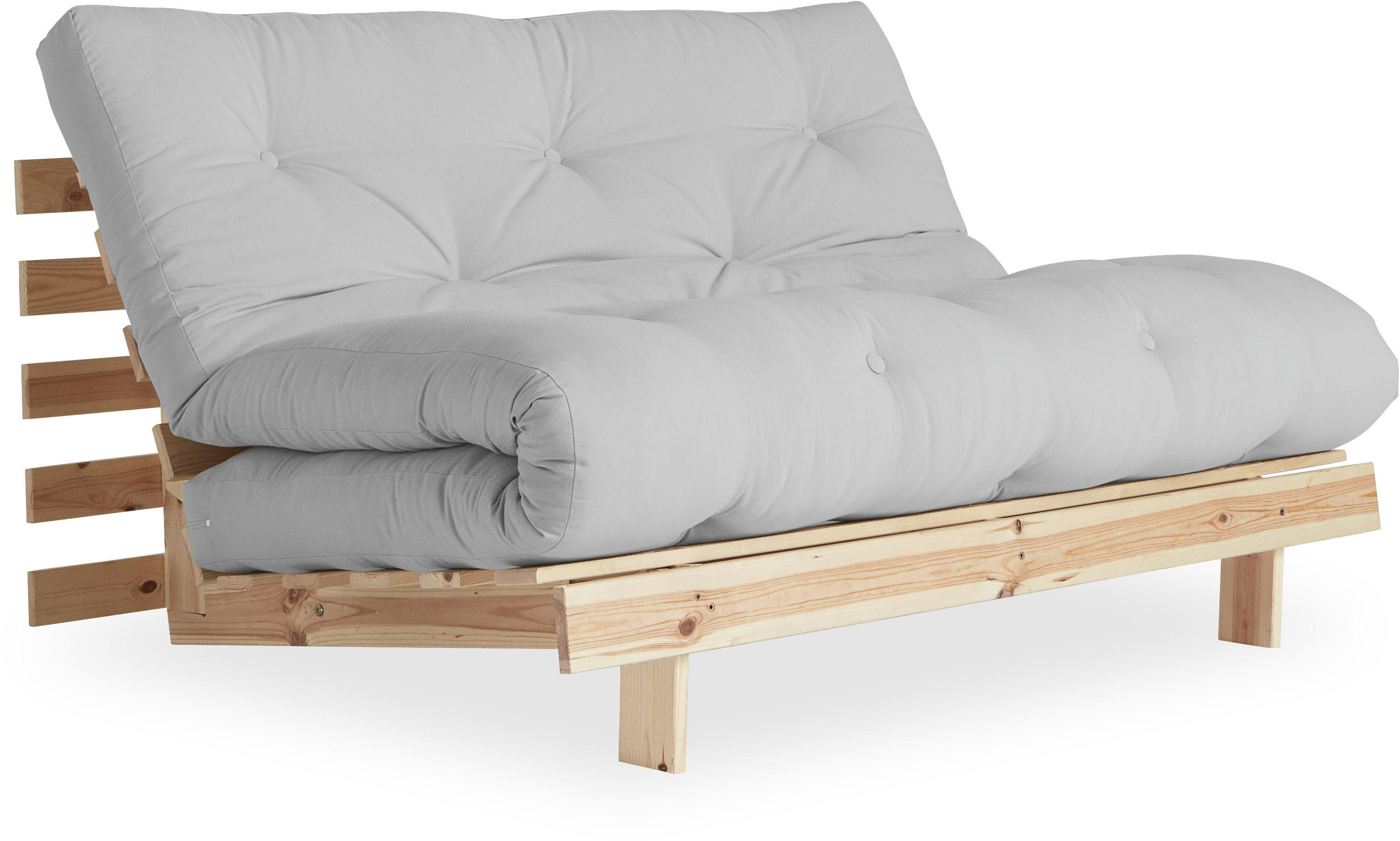 Karup Design Schlafsofa Roots, inkl. Futonmatratze, Liegefläche 140x200 cm günstig online kaufen