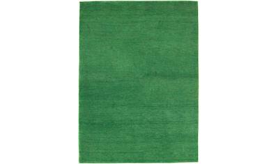 Wollteppich, »GABBEH FEIN FLOWY«, morgenland, rechteckig, Höhe 19 mm, manuell geknüpft kaufen