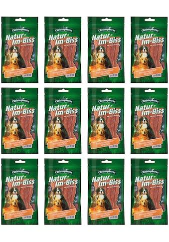 Christopherus Hundesnack »Hähnchenbrustfiletstreifen«, (12), 12 x 70 g kaufen