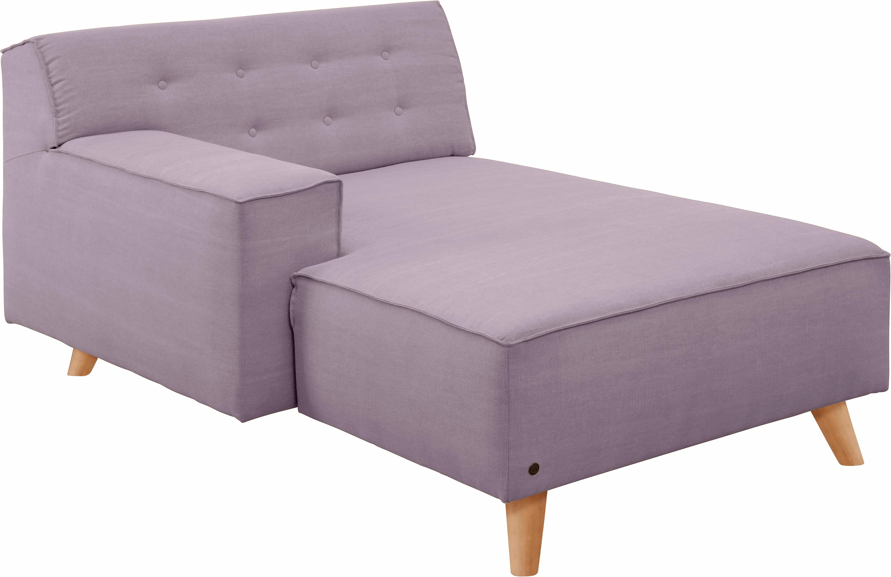 TOM TAILOR Chaiselongue NORDIC CHIC
