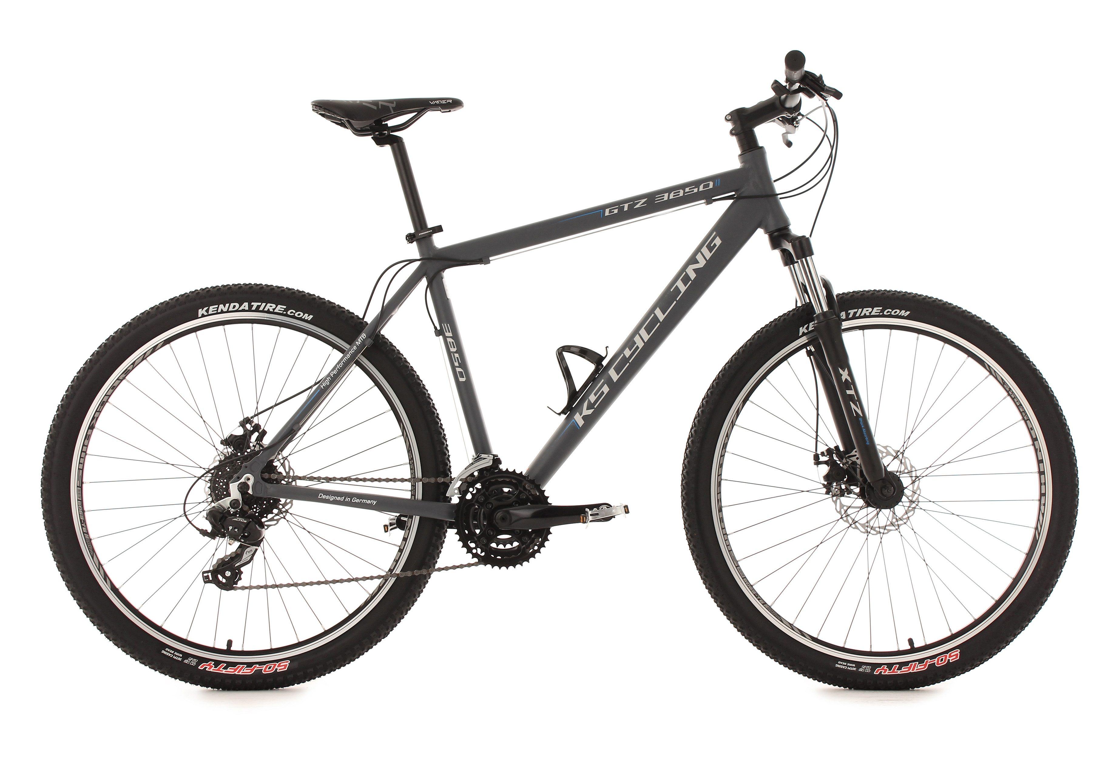 ks cycling mountainbike gtz 24 gang shimano altus. Black Bedroom Furniture Sets. Home Design Ideas