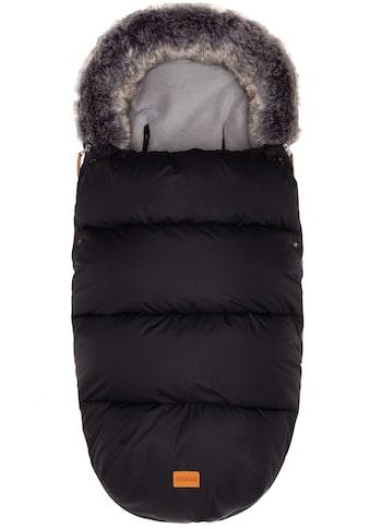 Fillikid Fußsack »Manaslu, schwarz« kaufen