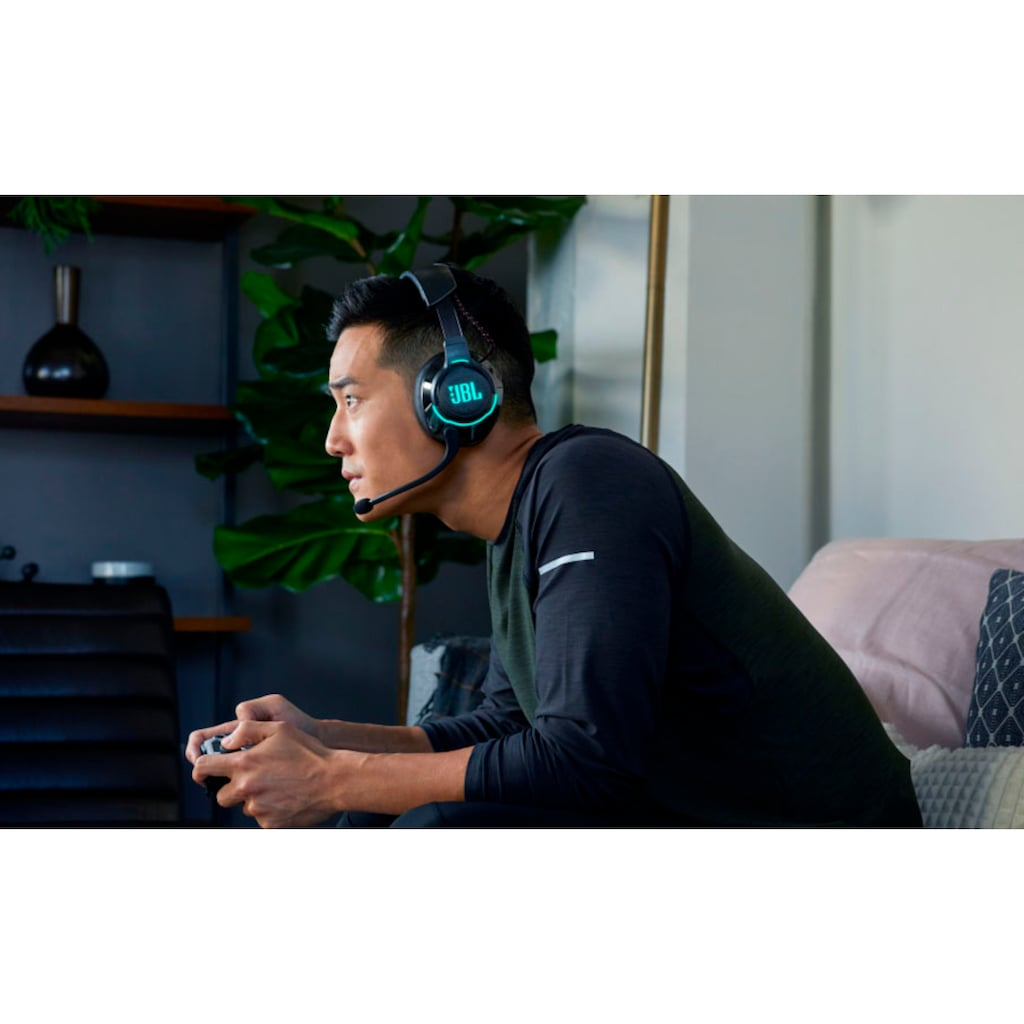 JBL Gaming-Headset »Quantum 800«, WLAN (WiFi), Noise-Cancelling