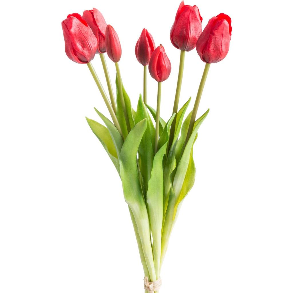 Botanic-Haus Kunstblume »Tulpenbündel«