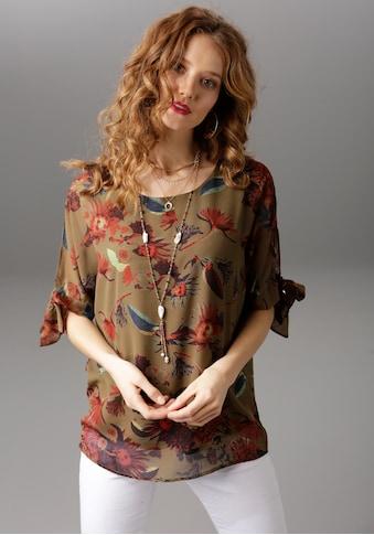 Aniston CASUAL Schlupfbluse kaufen