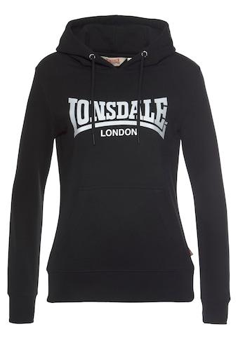 Lonsdale Kapuzensweatshirt kaufen