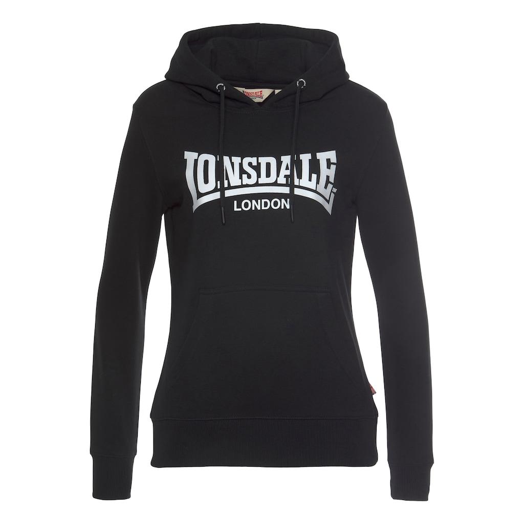 Lonsdale Kapuzensweatshirt