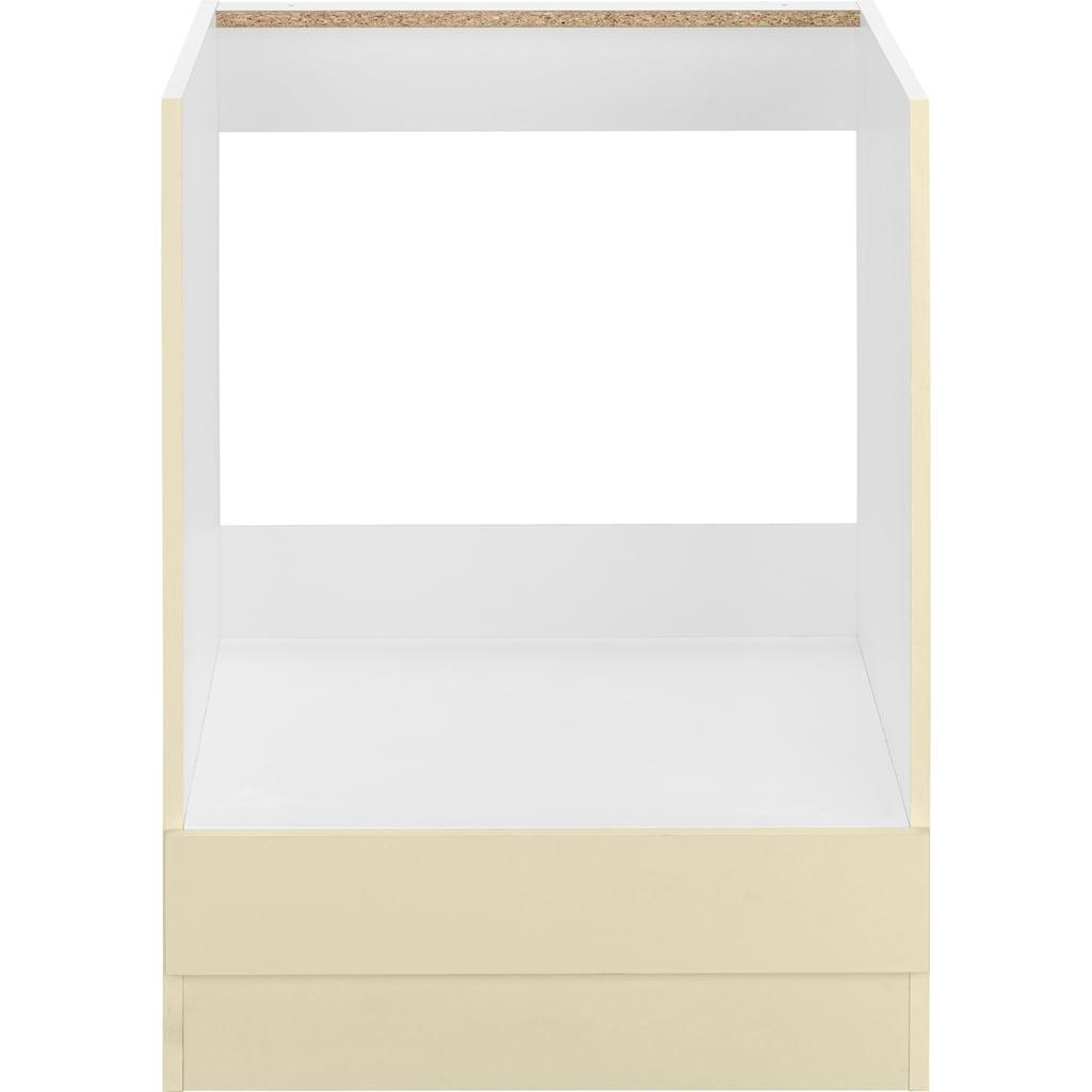 wiho Küchen Herdumbauschrank »Unna«, 60 cm breit, ohne Arbeitsplatte