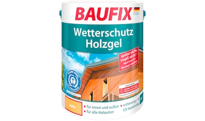 Baufix Holzschutzlasur »Kiefer«, 5 Liter, natur kaufen