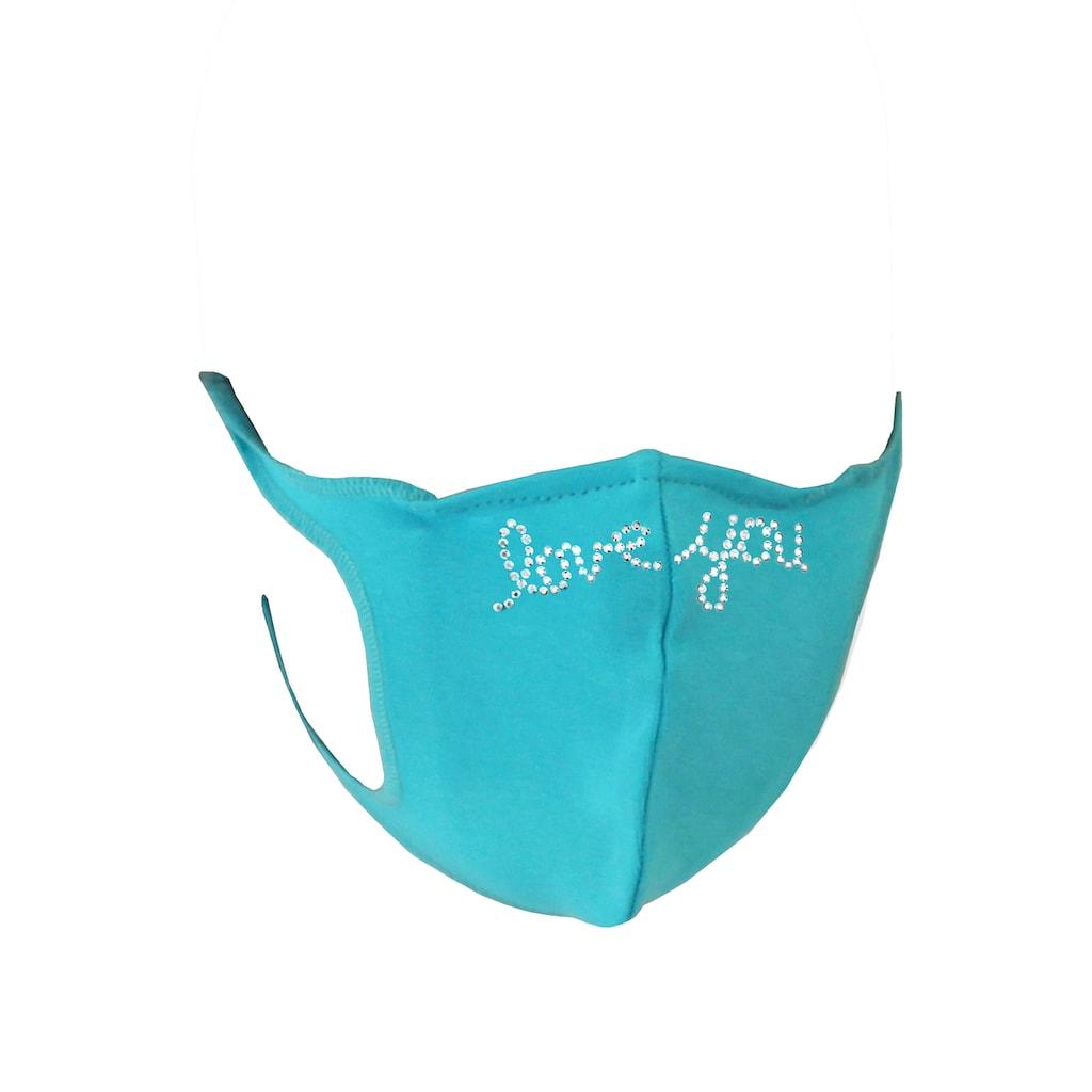 Oliver Weber Mund-Nasen-Masken »Love You«