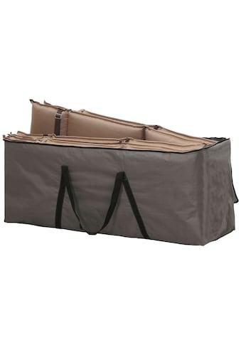 winza outdoor covers Aufbewahrungstasche, 125x40x50 cm, geeignet für 4-6 Gartenkissen kaufen