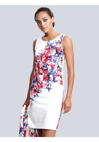 Alba Moda Kleid mit floralem Druck kaufen