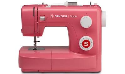 Singer Nähmaschine Simple 3223R, 23 Nähprogramme kaufen