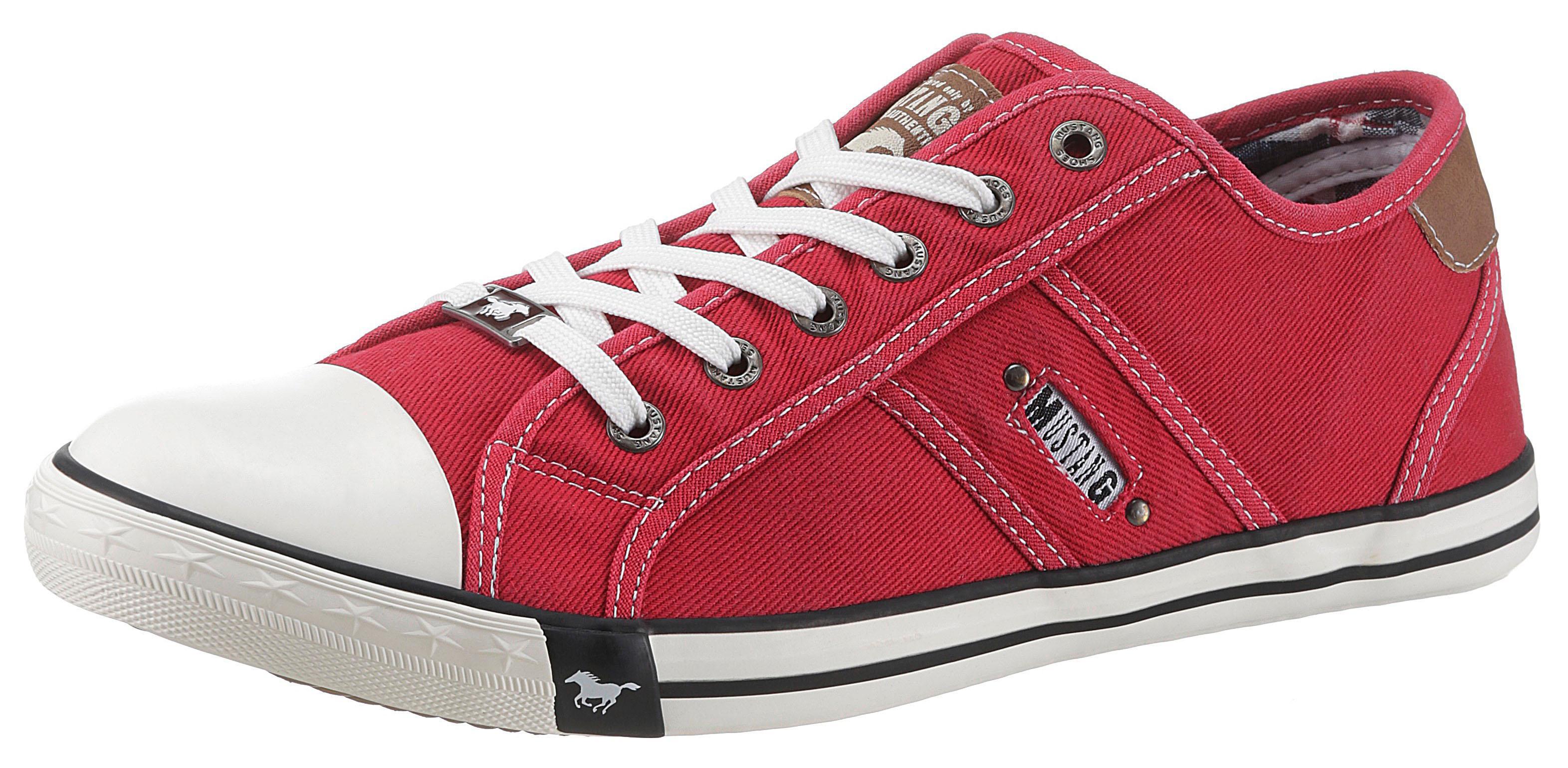 Mustang Shoes Sneaker | Schuhe > Sneaker | Rot | Mustang Shoes