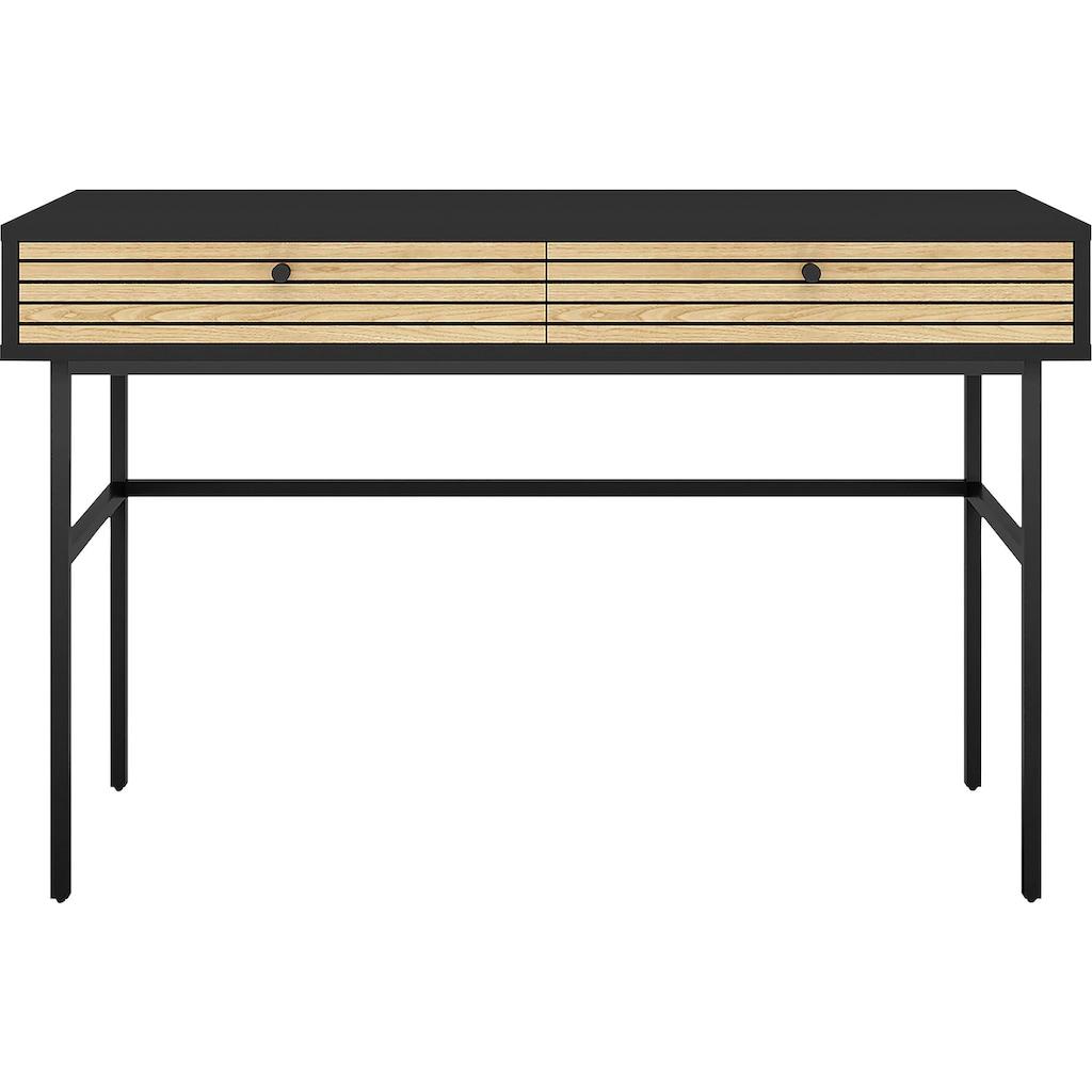 SalesFever Schreibtisch, im Scandi Design, Konsolentisch
