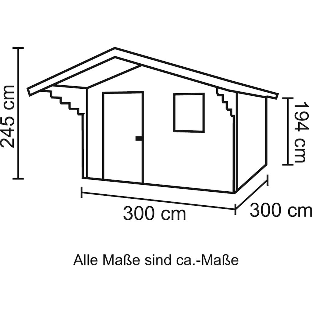 Nordic Holz Gartenhaus »Viljandi 486«