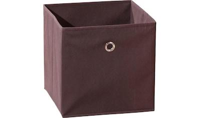 INOSIGN Faltbox »Winny Braun«, 4er Set kaufen