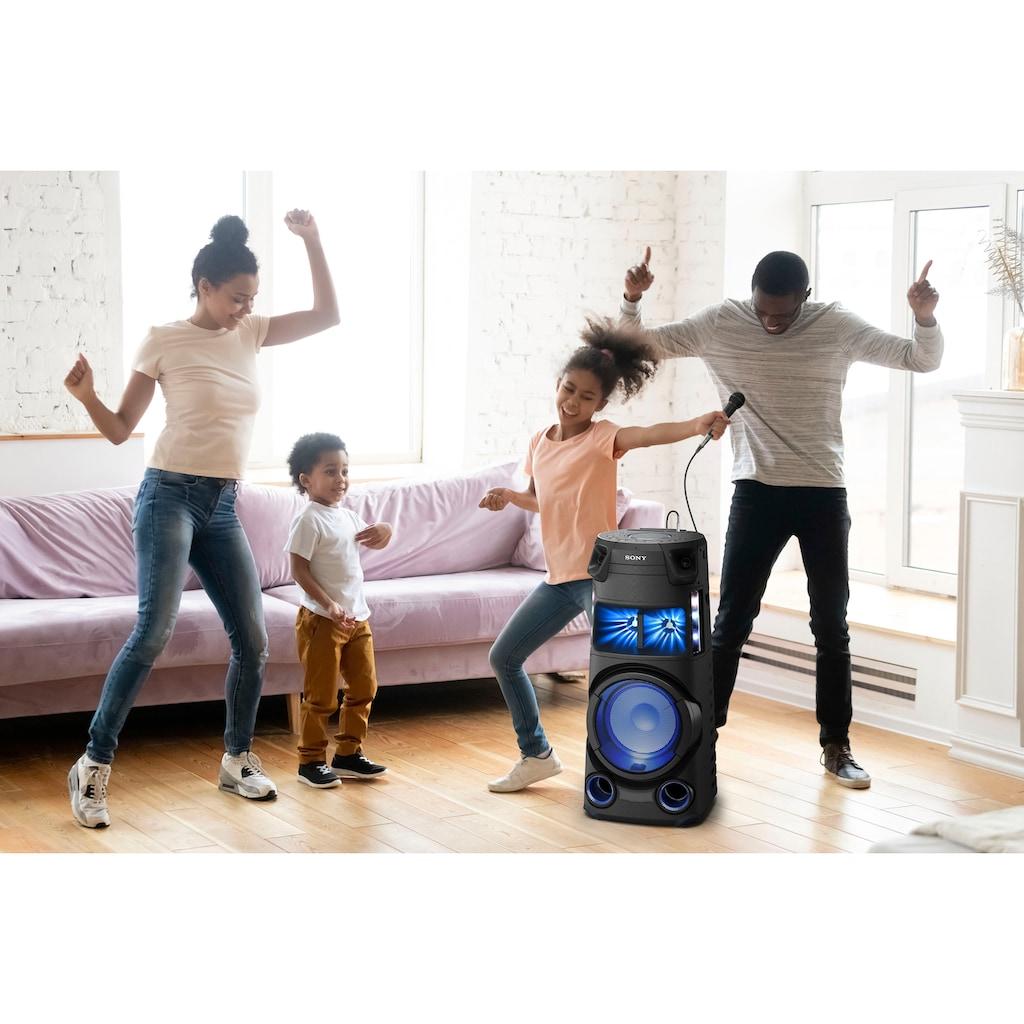 Sony Party-Lautsprecher »MHC-V43D«