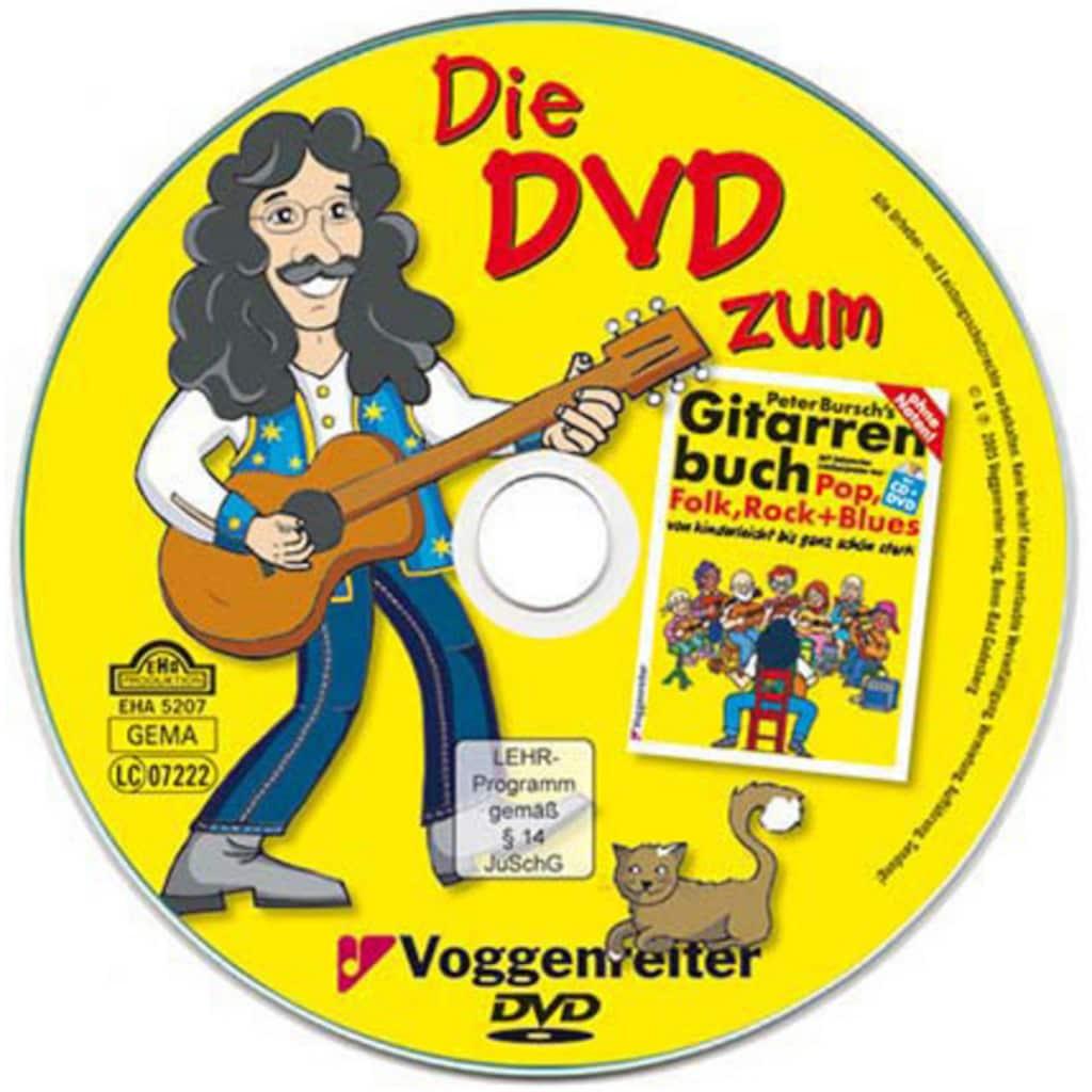 Voggenreiter Akustikgitarre »VOLT Akustikgitarren-Set«, 4/4