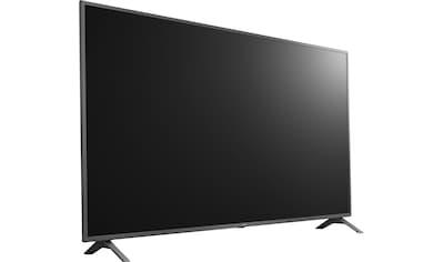 LG 82UN85006LA LED - Fernseher (207 cm / (82 Zoll), 4K Ultra HD, Smart - TV kaufen