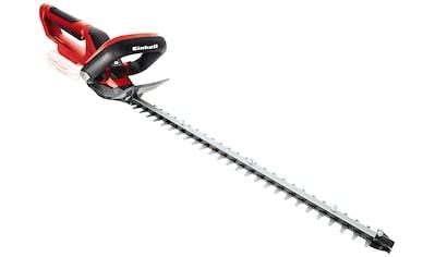 Einhell Akku-Heckenschere »GE-CH 1855/1 Li Solo«, 55 cm Schnittlänge, ohne Akku und... kaufen