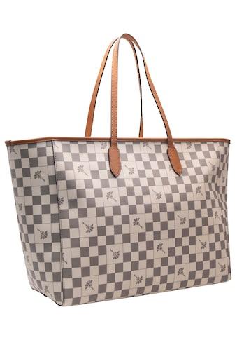 Joop! Shopper »cortina piazza carmen shopper xlhz«, mit Reißverschluss-Innentasche kaufen