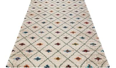 MINT RUGS Hochflor-Teppich »JOVINA«, rechteckig, 30 mm Höhe, besonders weich durch... kaufen