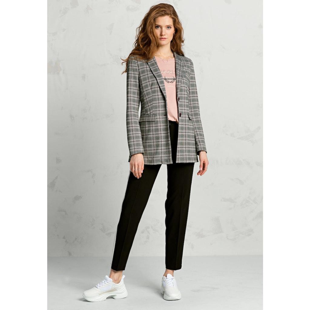 bianca Stretch-Hose »MELBOURNE«, mit coolen Sportswear-Streifen
