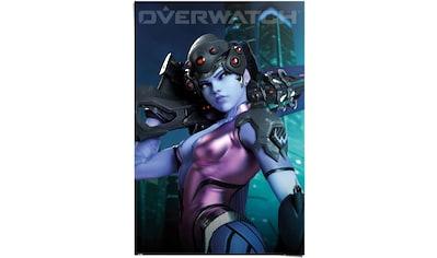Reinders! Poster »Overwatch Widow Maker - Hero - Shooter - Game«, (1 St.) kaufen