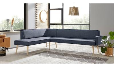 exxpo - sofa fashion Eckbank »Lungo«, Frei im Raum stellbar kaufen