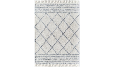 CosmoLiving by Cosmopolitan Hochflor-Läufer »Mason Shag Tribal«, rechteckig, 30 mm Höhe kaufen