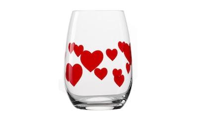 Stölzle Glas »L'Amour«, (Set, 6 tlg.), 6-teilig kaufen