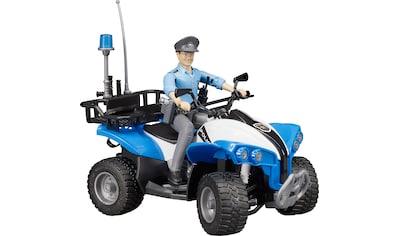 """Bruder® Spielzeug - Quad """"bworld Polizei - Quad"""" kaufen"""