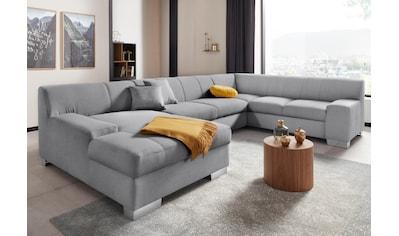 DOMO collection Wohnlandschaft »Bero«, wahlweise mit Bettfunktion kaufen